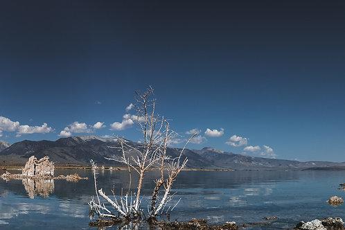 Panoramic Tufa   Digital Image