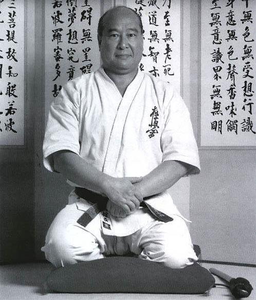 Le fondateur de l'école Kyokushinkai: Mas Oyama