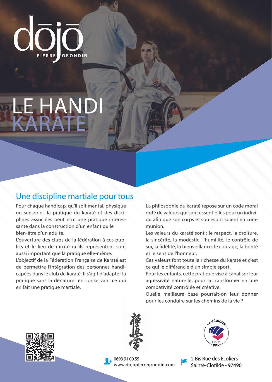 Visuel 5 page Dossier RKH (Handi Karate)