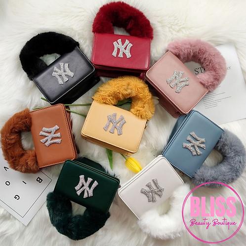 NY Fur handbag