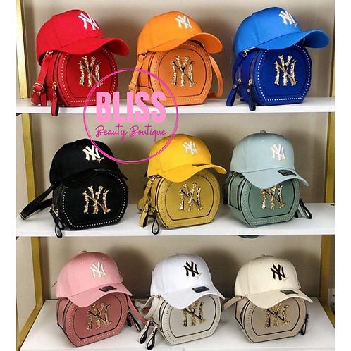 NY Cross Body Bag
