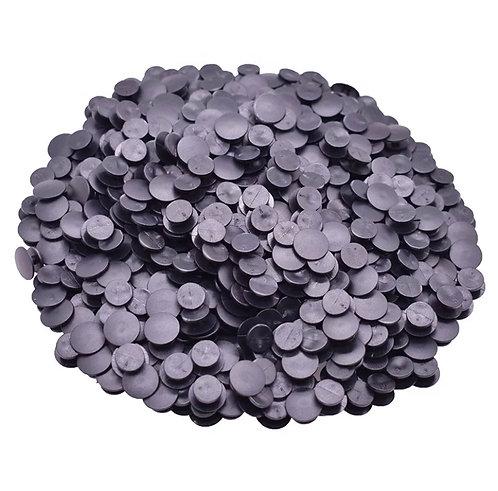 Shoe Charm buttons/backs 50 pieces