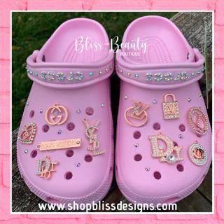 Custom Croc Slides