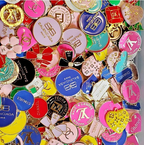 Lux Charms Mix (color charms)