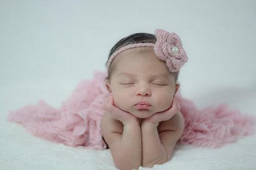 Ensaio Fotográfico Newborn - Pacote Baby 2