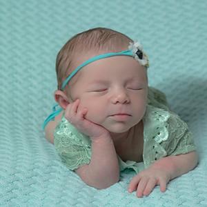 Nathalia - 9 dias (Ensaio Newborn)