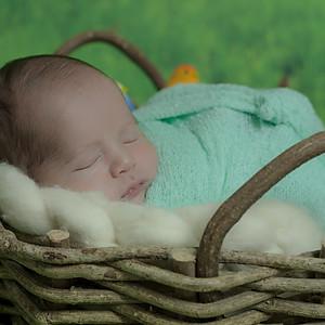 Davi - 11 dias - Ensaio Newborn
