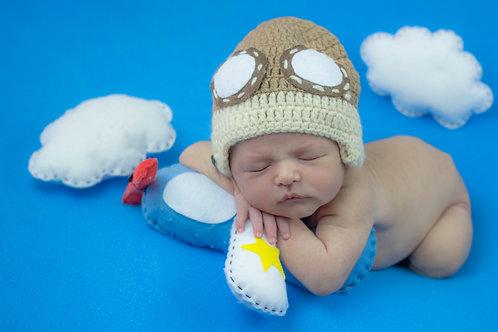 Ensaio Fotográfico Newborn - Baby Premium