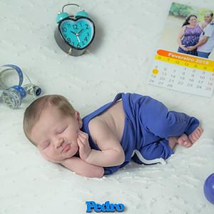 Pedro - 5 dias (Ensaio Newborn)