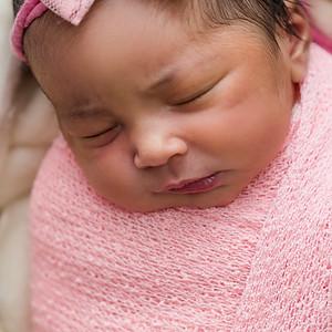 Alice 5 dias (Ensaio Newborn)
