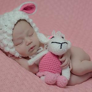 Ensaio Newborn - Sarah 10 dias