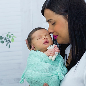 Miguel 11 dias (Ensaio Newborn)