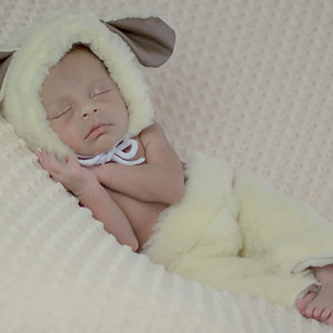 Ensaio Newborn - Davi 11 dias