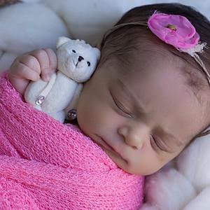 Isabele - 13 dias (Sessão Newborn)