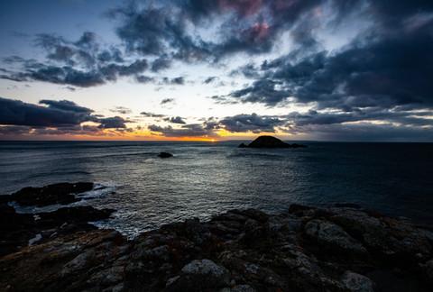 Dawn on Sark Dolphin Watch Uk.jpg