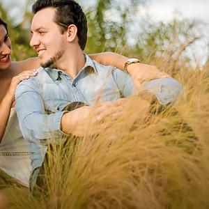 Ensaio Casal - Caroline e Rafael