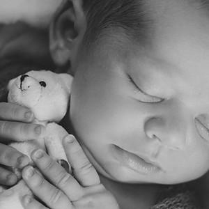 Vinícius - 11 dias (Ensaio Newborn)