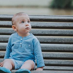 Murilo - 11 meses (ensaio Família)
