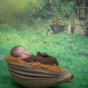 Benjamin - 6 dias (Ensaio Newborn)