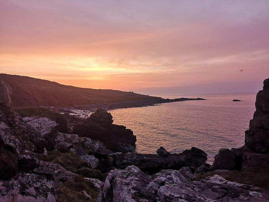 Sunset over St.Ives.jpeg