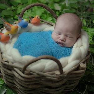Ensaio Newborn  - Pietro 9 dias