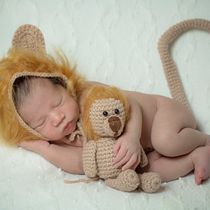 Samuel - 10 dias (Ensaio Newborn)