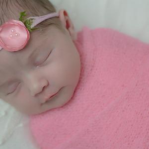 Manuela 10 dias - Ensaio Newborn