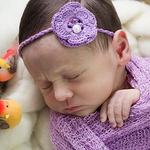 Júlia 12 dias (Ensaio Newborn)