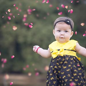 Ensaio Família - Sofia 6 meses