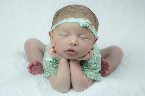 Ensaio Fotográfico Newborn - Pacote Baby 3