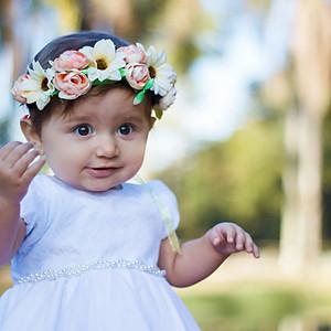 Manuela - 9 meses