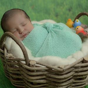 Guilherme - 6 dias - Ensaio Newborn