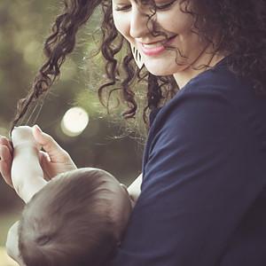 Ensaio Família/Lorena 6 meses