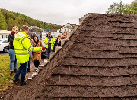 Eine Pyramide in Dorfhain!