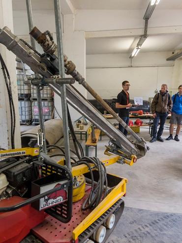 Georado - Maschinen und Spezialtechnik