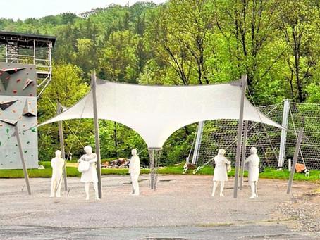 Georado Vorort: Textiles Bauen