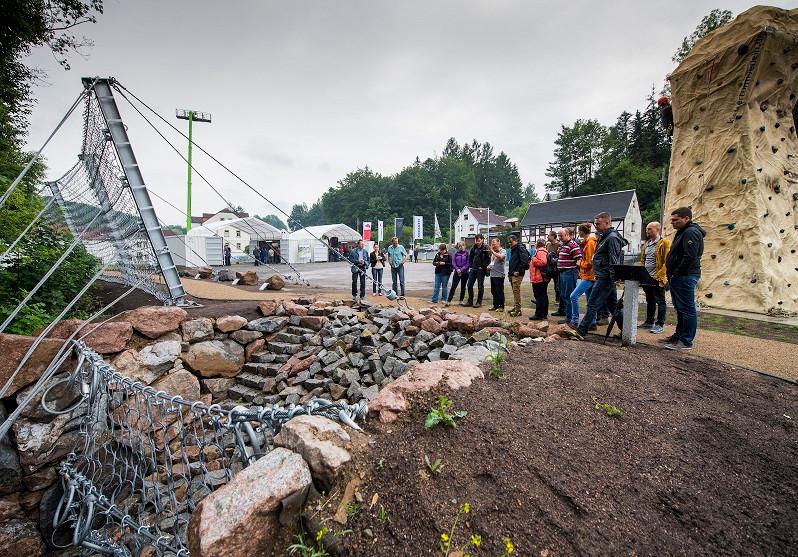 Georado - Geotechnische Dauerausstellung