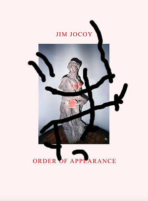 Jim Jocoy Order Of Appearance Cover by TBW Books