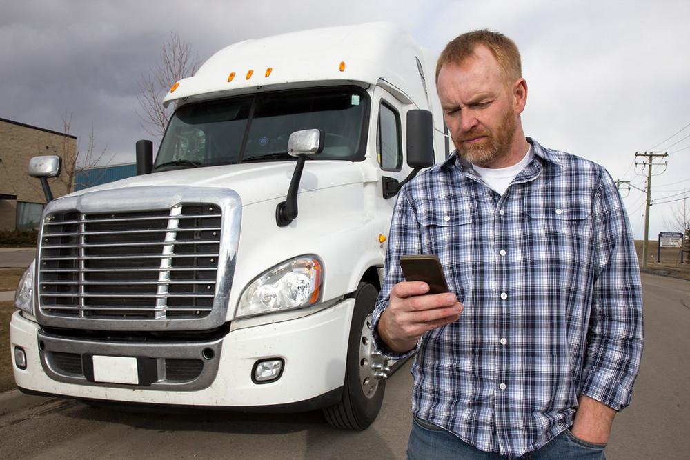 Trucker Reading Trucking Forums
