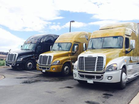 Growing a Small Fleet Trucking Company