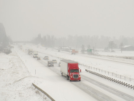 Eight Tips to Keep You Ahead of Winter Storms