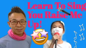 When You Nurture Your Voice For Singing,You Grow As a Person too當您培養唱歌的聲音時,您個人也會成長