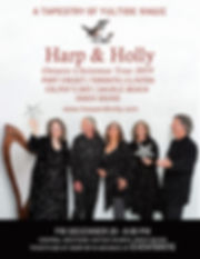 2019 Harp & Holly Poster - OWEN SOUND.jp