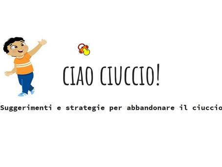 Ciao Ciuccio!