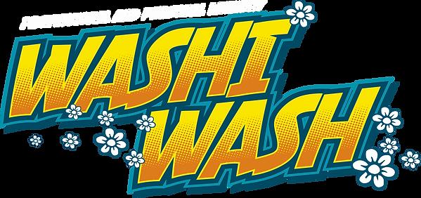 LOGO WASHIWASH LAUNDRY