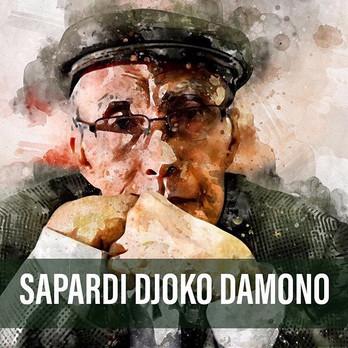 SAPARDI DJOKO DAMONO__Aku ingin mencinta