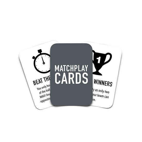 MatchPlay Cards