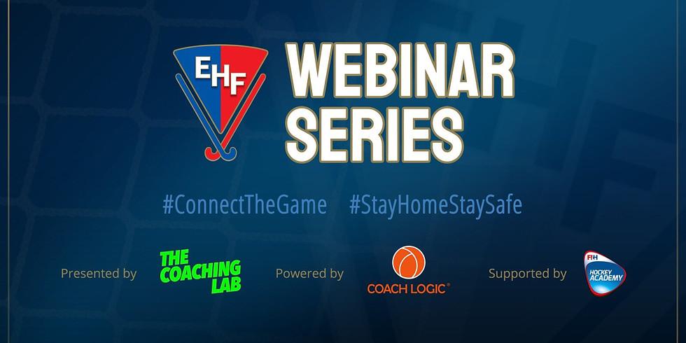 EuroHockey Webinar Series