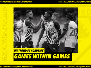 Games within games at Watford FC