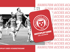 MatchPlay Cards in an Academy setting